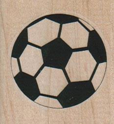 Soccer Ball 1 3/4 x 1 3/4-0