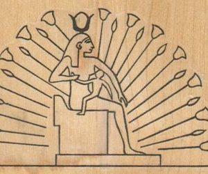 Mother Egypt 3 1/2 x 2 1/4-0