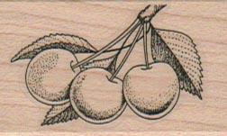 Cherries/Medium 1 3/4 x 1 1/4-0