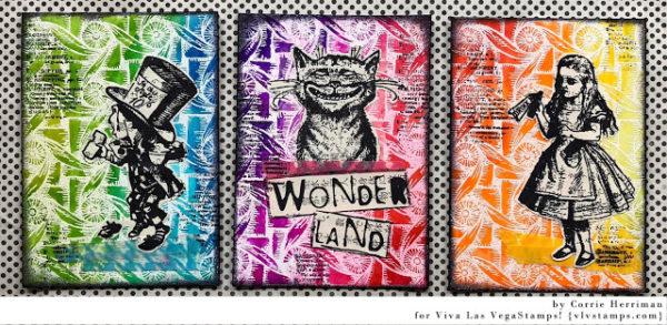 Cheshire Cat Sitting 2 1/2 x 3 1/2-60346