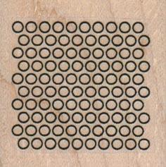 Design Open Circles 1 3/4 x 1 3/4-0