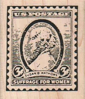 Suffrage For Women Postoid 2 x 2 1/4