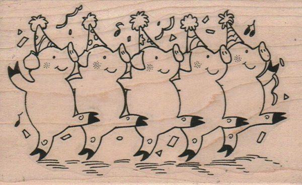 Chorus Swine 3 1/4 x 5-0