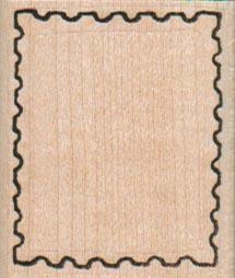 Postage Stamp Frame 1 1/2 x 1 3/4-0