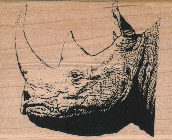 Rhino Head 2 1/2 x 3-0