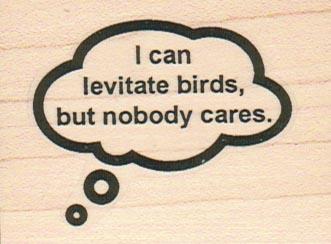 I Can Levitate Birds 1 3/4 x 2 1/4-0