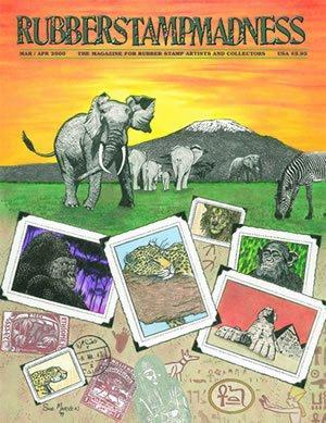 Elephant Side 2 1/2 x 2 1/2-37647