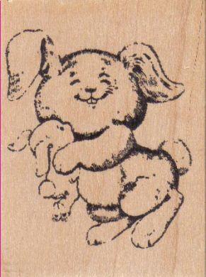 Bunny Hug 2 1/4 x 3-0