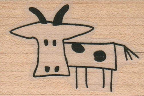 Stick Cow 1 1/4 x 1 3/4-0
