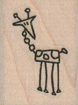 Stick Giraffe 1 x 1 1/4-0