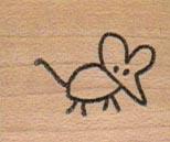 Stick Mouse 1 x 1-0