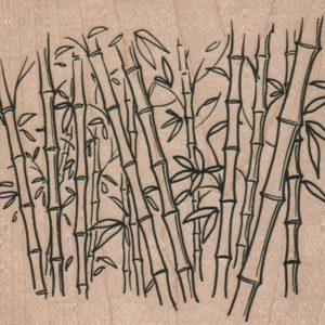 Bamboo 3 3/4 x 3 1/4-0
