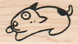 Spot (Dog) 1 1/4 x 2-0