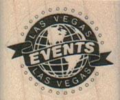 Las Vegas Events 1 1/4 x 1
