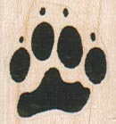 Paw With Claws 1 x 1-0