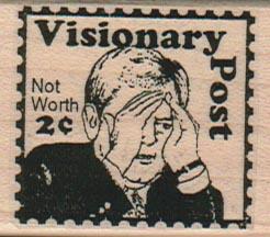 Visionary Post 1 1/2 x 1 3/4-0
