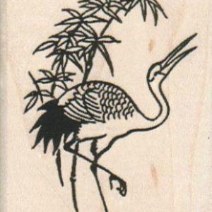 Crane & Bamboo 2 1/4 x 2 3/4-0