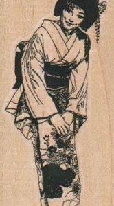 Geisha 1 3/4 x 3 3/4-0