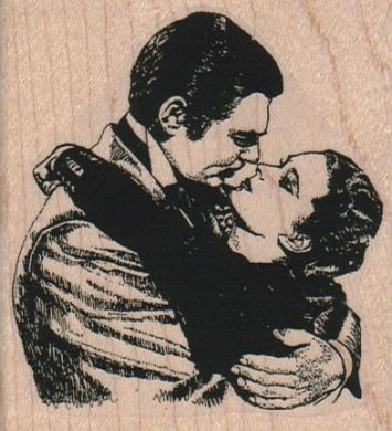 Lovers' Embrace 2 3/4 x 3-0