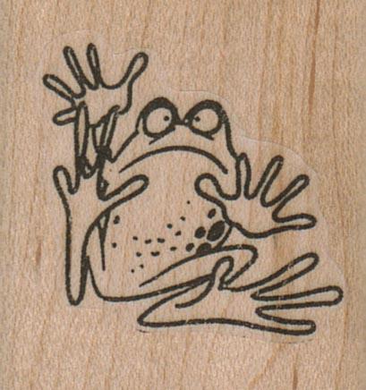 Frog Bottom 1 1/2 x 1 1/2-0
