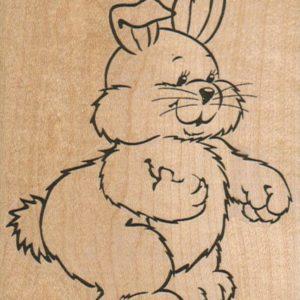 Big Bunny 3 x 3 3/4-0