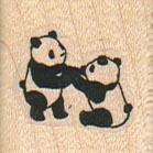 Panda Pair 1 x 1-0