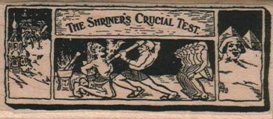 Shriner's Crucial Test 1 1/2 x 3 1/4