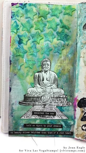 Buddha 3 3/4 x 4 1/4-59365