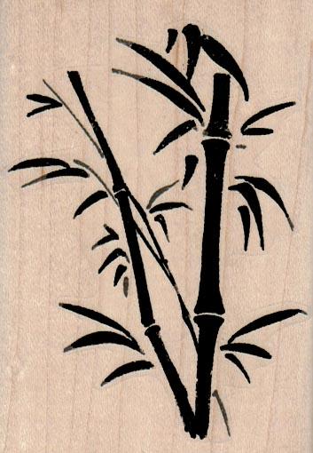 Bamboo 2 1/2 x 3 1/2-0