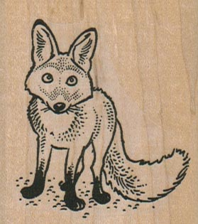 Fox Face 2 x 2 1/4-0