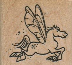 Flying Horse 1 3/4 x 1 1/2-0