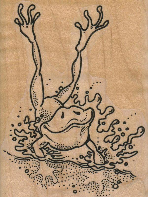 Frog Landing 2 1/2 x 3 1/4-0