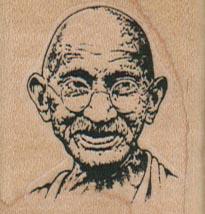 Gandhi 1 1/2 x 1 1/2-0