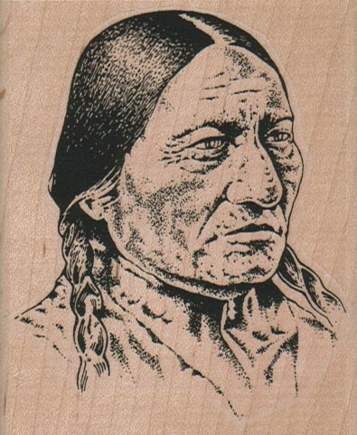 Geronimo Side/Large 2 3/4 x 3 1/4-0
