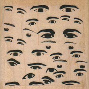 Eyes 2 1/4 x 2 1/4-0