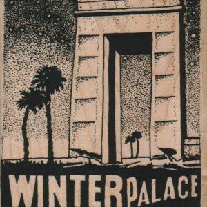 Winter Palace Louxor 3 1/2 x 4 1/2-0