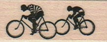 Bicycle Riders 3/4 x 1 1/2-0