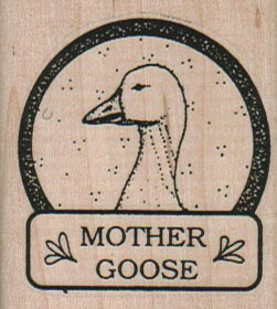Mother Goose 1 3/4 x 2-0