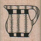 Striped Pitcher/Sm 1 x 1-0