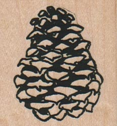 Pine Cone/Large 1 3/4 x 1 3/4-0