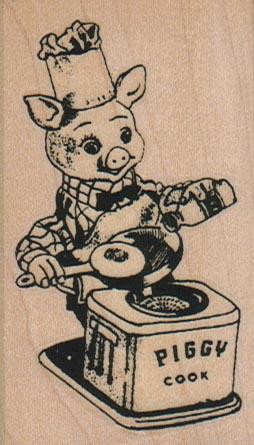 Piggy Cook 1 3/4 x 3-0