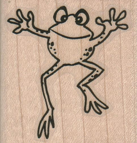 Leaping Frog 1 3/4 x 1 3/4-0