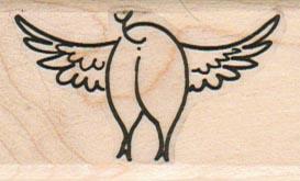 Flying Pig Rear 1 1/4 x 2-0