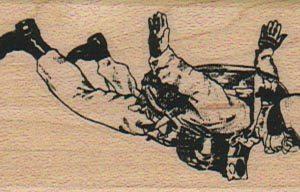 Skydiver/Small 1 1/2 x 2 1/2-0