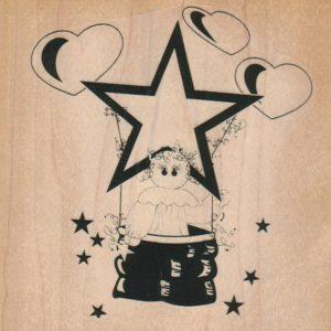 Stars And Hearts 3 3/4 x 4 1/4-0