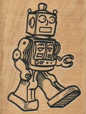 Walking Robot 2 x 2 1/2-0