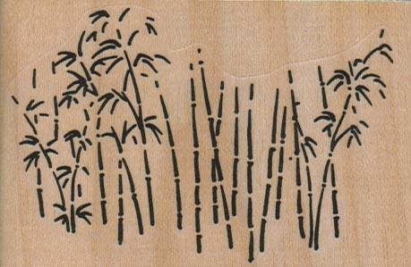 Bamboo Bunch 3 1/4 x 2-0