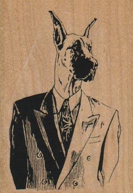 Great Dane Businessdog 2 x 2 3/4-0