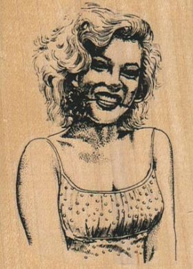 Lady With Flower 2 x 3-0