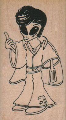 Alien Hitchhiker/Jump Suit 2 x 3 1/2-0